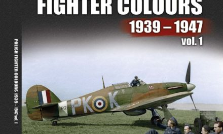 Recenzja książki  Polish Fighters Colors 1939-1947 Vol. I
