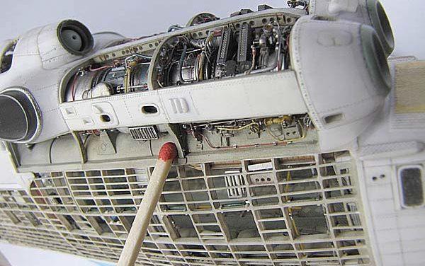 Tensocrom i  silniki Mi-6
