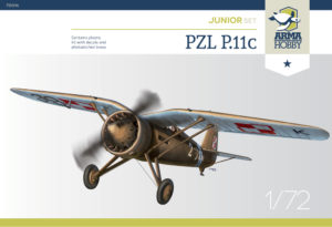 model pzl p.11c