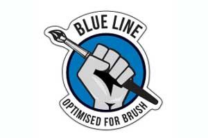 Hataka Hobby farby akrylowe do malowania pędzlem Blue Line 17ml