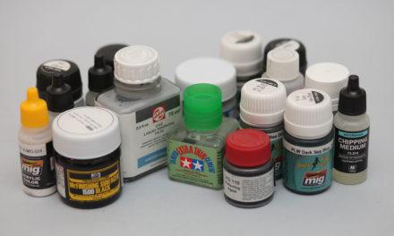 Chemia modelarska – wprowadzenie