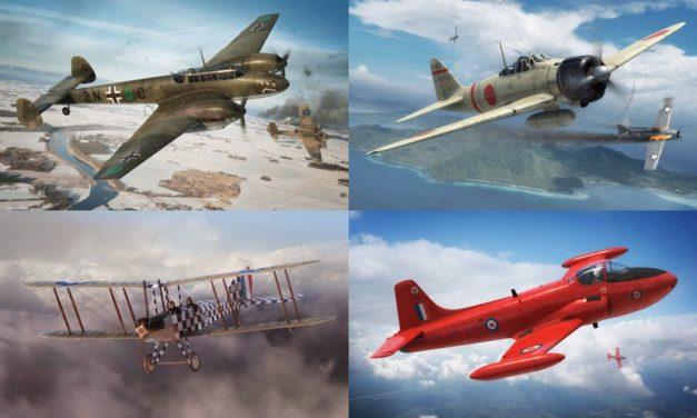 Zapowiedzi modelarskie 2017 – lotnictwo 1/72 [część pierwsza]