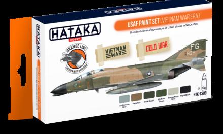 Nowe zestawy farb Hataka Hobby – marzec 2017
