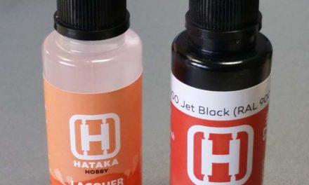 Opinie o Lakierach Orange Line z Hataka Hobby
