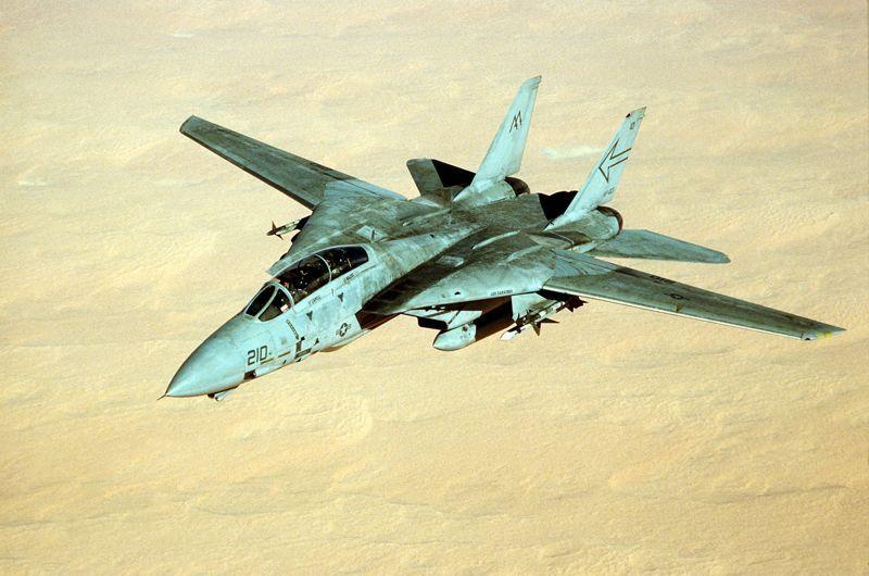 Czego nie powiedzą Ci o malowaniu F-14 ?