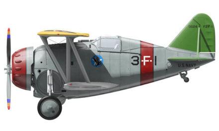 US Navy i US Marine Corps, malowanie samolotów w latach 1930-tych