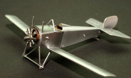Silniki Nieuporta – krok po kroku