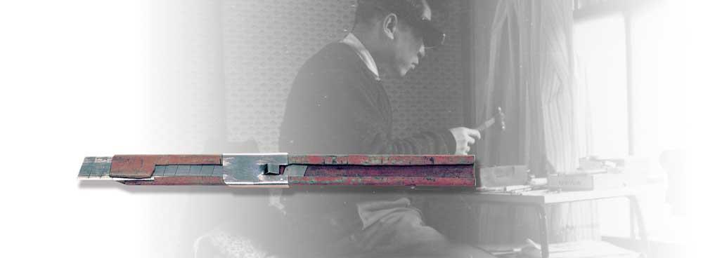 Noże modelarskie Olfa