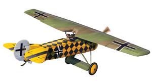 Zapowiedź modeli Fokker E.V z Arma Hobby