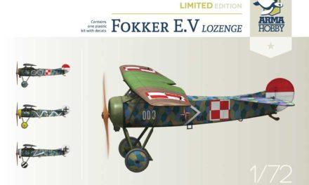 Nowy Fokker z Arma Hobby